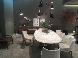40 dining room ideas that caught our eye at milan 2016 view in gallery dining table with marble coutertop exudes an air of luxury
