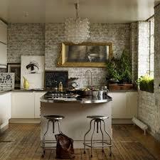 Elegant Kitchen Designs by 15 Natural Kitchen Designs With Stone Wall Rilane