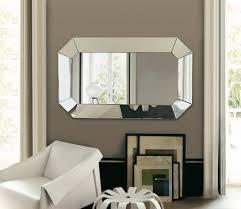 mirrors astonishing frameless rectangular mirror beveled