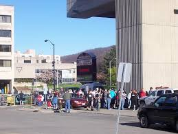 Floyd L. Maines Veterans Memorial Arena