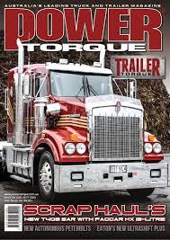 kenworth trucks laverton power torque 2015 08 09 by augusto dantas issuu