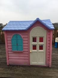 little tikes country cottage pink playhouse in glasgow gumtree