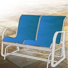 Replacement Patio Chair Slings by Chair Care Patiobest Source For Cushions U0026 Slingspatio Sling