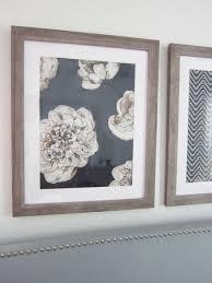 Artwork For Dining Room Best 25 Framed Fabric Art Ideas Only On Pinterest Framed Fabric