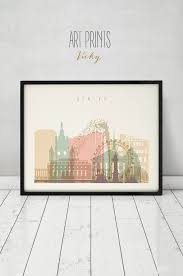 183 best city skylines in pastel images on pinterest city