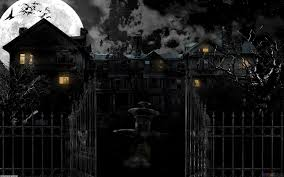 halloween wallpapers for desktop haunted places
