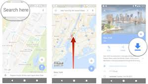 Fgoogle Maps How To Use Google Maps Offline Android Central