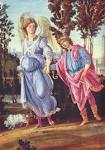 Enter the Bible - Images: Tobias abd the Angel, Filippino Lippi ... enterthebible.org