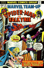 Image result for Marvel Team Up #35