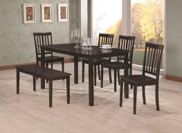 dining sets with bench throughout design inspiration dining sets with bench