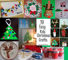 easy christmas crafts for toddlers christmas ideas