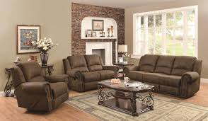 Swivel Recliner Chairs For Living Room Bradley U0027s Furniture Etc Rustic Reclining Sofas And Recliners