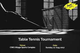 Table Tennis Tournament by The Table Tennis Tournament At Patparganj Delhi Events High