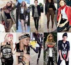 70 S Fashion 70s Glam Rock Fashion Women