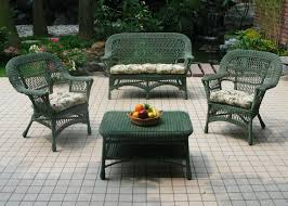 Patio Accents by Furniture Outstanding All Weather Wicker Patio Furniture Designs