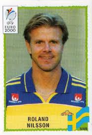 Roland Nilsson (Swede) - sweden-roland-nilsson-126-euro-2000-panini-football-sticker-24390-p