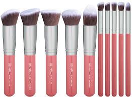 amazon com bs mall tm premium synthetic kabuki makeup brush set