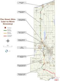 Map Of The Ohio River by Ohio River Greenway Trail Phase 3