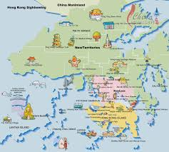 Map Of South Of France by The South Of Hong Kong U2013 Po Toi Island