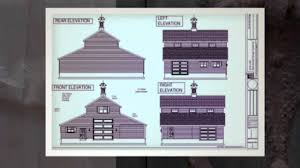 Shop With Living Quarters Floor Plans Monitor Barn Plans With Living Quarters Monitor Barn Plans Youtube