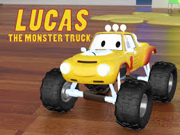 how many monster jam trucks are there amazon com lucas the monster truck charles courcier edouard