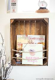 diy crate bookshelf hometalk