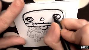 halloween drawings how to draw cute monsters 2 by garbi kw