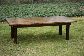 12 Foot Dining Room Tables Outdoor Ideas Standard Farm Table Size Farm Table With Leaves