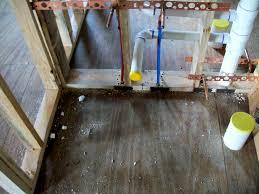 Plumbing Rough Day 21 23 Electrical And Plumbing Rough Ins U2013