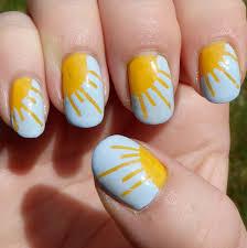 30 of the hottest summer nail art design ideas