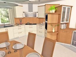 Design Your Kitchen Online Kitchen Decor White Marble Flooring Tile In Modern Kitchen Design