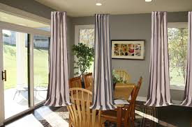curtain curtains for dining room ideas modern living room