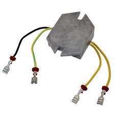 amazon com caltric voltage regulator fits ski doo mx z mxz 700