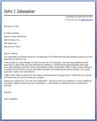Supervisor Cover Letter Examples   Cover Letter Templates