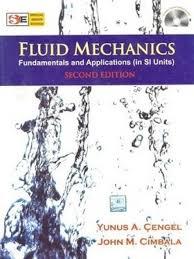 fluid mechanics si units special indian edition fundamentals
