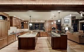 kitchen modern two tier kitchen islands tableware range hoods