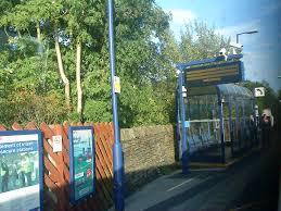 Staveley railway station