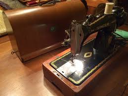 butterfly threads vintage sewing machine survey