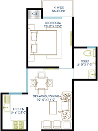 599 sq ft 1 bhk 1t apartment for sale in manju j homes red apple