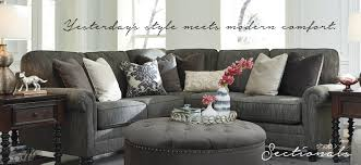 Ashley Furniture Sectionals Vintage Casual Furniture From Ashley Homestore