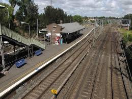 Bankstown railway line