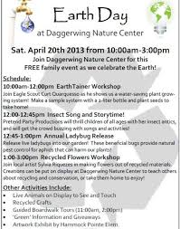 earth day essay   Dens ipnodns ru weekend earth day at daggerwing and veteran s park west boca newsweekend earth day at daggerwing