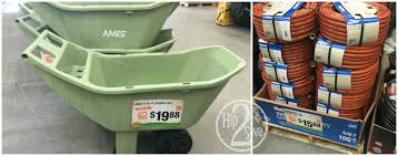 home depot mower black friday ana white how to build a rolling storage cart gorilla carts 1200