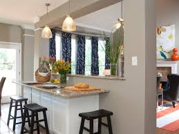 Kitchen Bar Design by This Open Plan Kitchen And Dining Room Featured On Hgtv U0027s Series