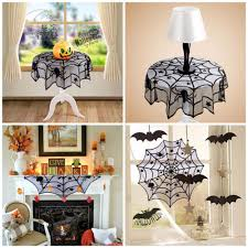 halloween table cloth online get cheap lace table scarves aliexpress com alibaba group
