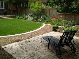 Unique Backyard Ideas by Cool Backyard Landscape Designs For Slopes For Backyard