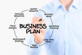 Starting A Business Plan Template How Make A Business Plan