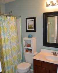 blue and brown color scheme blue bathroom paint colors blue and