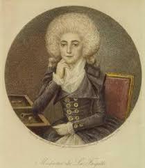Adrienne de La Fayette