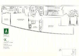 Condominium Floor Plans Mei Miami Beach Condo 5875 Collins Florida 33140 Apartments